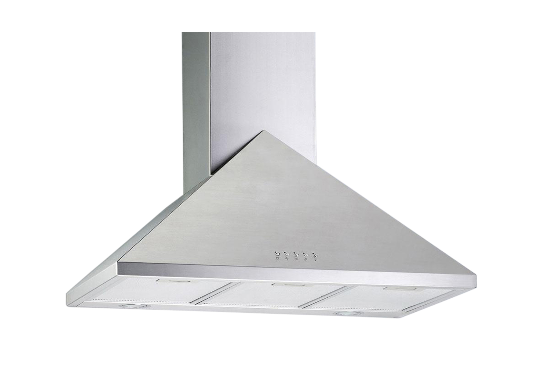 30 Wall Mount Stainless Steel Range Hood Free Charcoal Filter ...