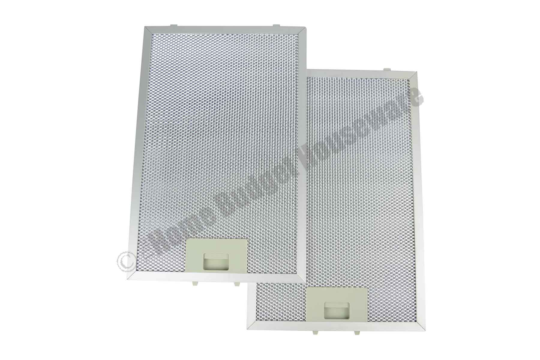 Set of Two Range Hood Aluminium Grease Filter For RH668I