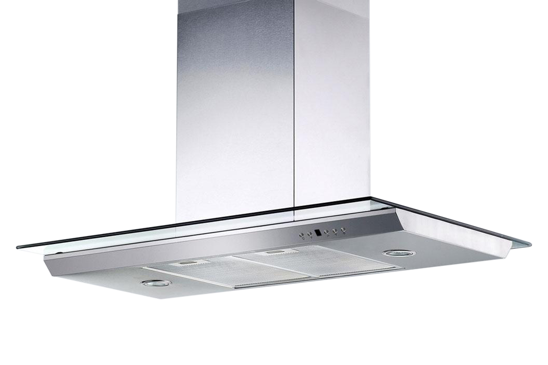Stove Exhaust Fans : Quot stainless steel island range hoods kitchen stoves