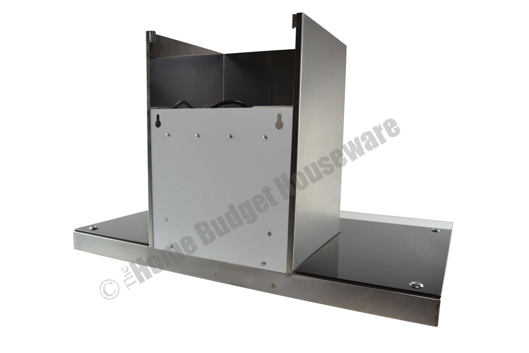 Stove Ventilation Systems : Stainless steel quot kitchen range hoods wall mount stove