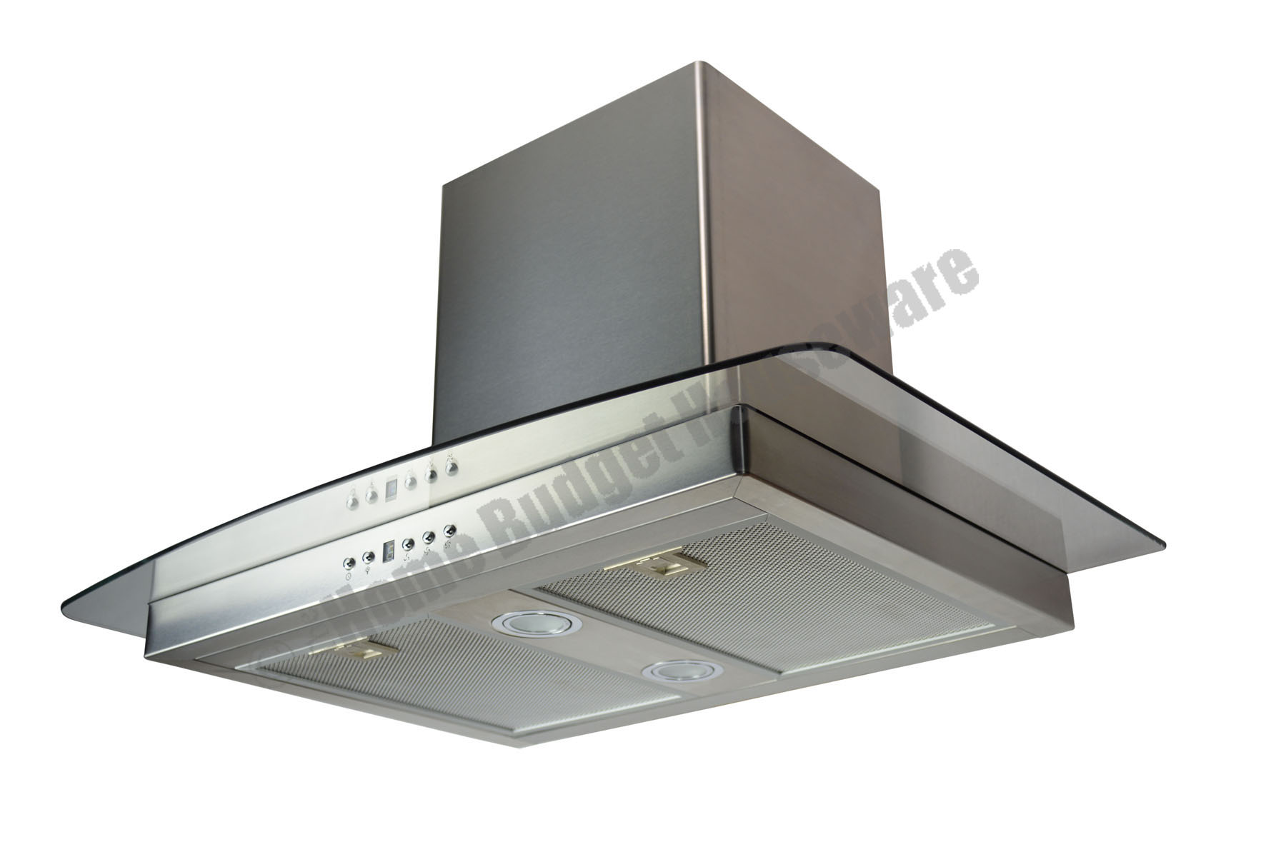 Stove Ventilation Systems : Stainless steel quot wall mount range hoods kitchen