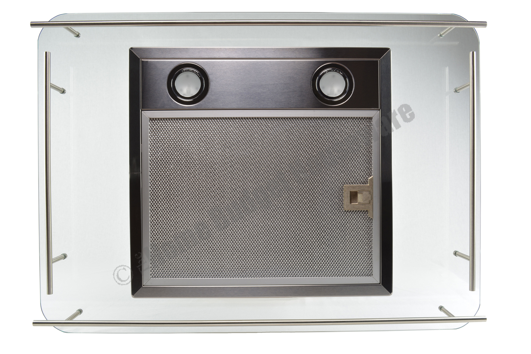 Stove Ventilation Systems : Stainless steel quot kitchen range hoods island stove