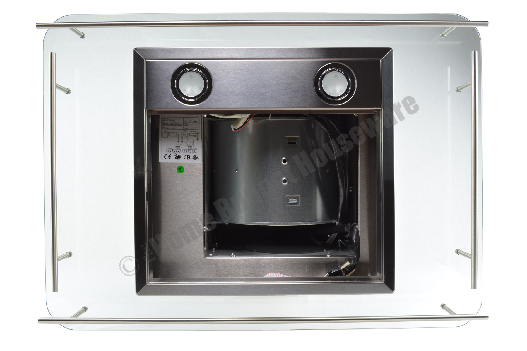 Stainless Steel 30 Quot Kitchen Range Hoods Island Stove